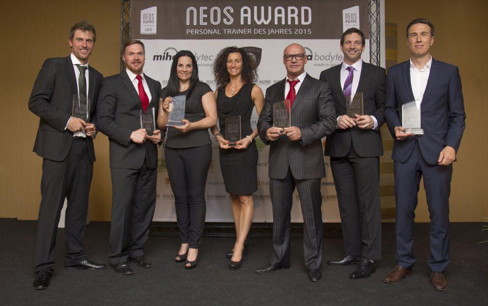 NEOS AWARD Gewinner 2015